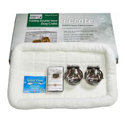 Midwest iCrate Dog Crate Kit - Large