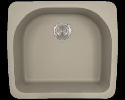 Bathroom Sink D-Bowl Topmount AstraGranite