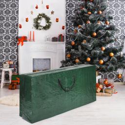 Christmas Tree PE Storage Bag for 9ft Artificial Tree