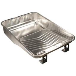 Advance Brush 410-89776 2-Quart Paint Tray, 11 in. Plated Metal