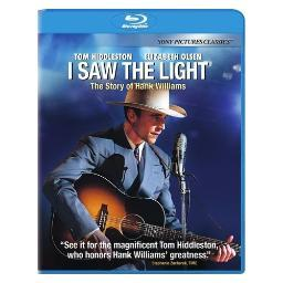 I saw the light (blu ray) (dol dig 5.1/2.40/ws) BR46682
