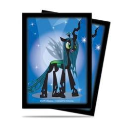 Ultra Pro ULP84549 My Little Pony Queen Chrysalis Deck Protector Sleeves, 65 Count