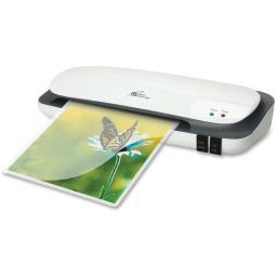 Royal sovereign international cl-1223 12in desktop hot/cold laminator