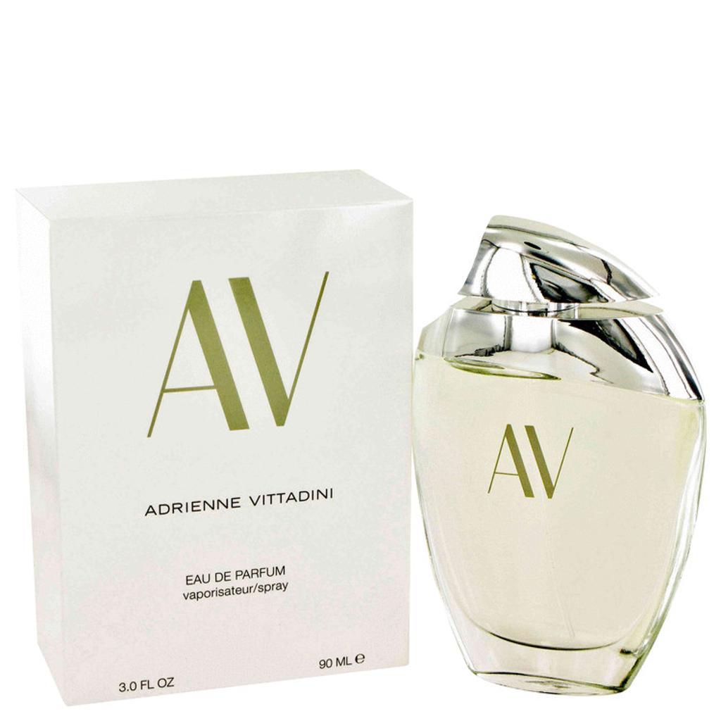 3 Pack AV by Adrienne Vittadini Eau De Parfum Spray 3 oz for Women