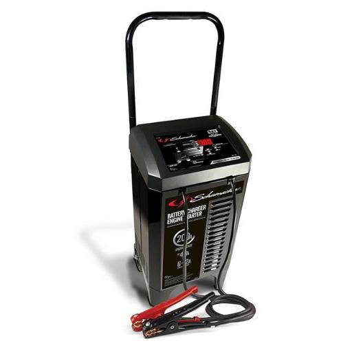 Schumacher SHM-SC1309 Battery Charger and Maintainer 2, 6, 40 & 200A 6-12V WC Doe