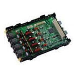 Panasonic Business Systems KX-TDA5180 4-Port Loop Start CO Card - LCOT4