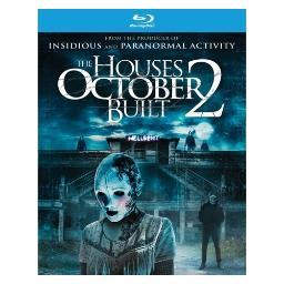 Houses october built 2 (blu ray) (ws/1.78:1/dts 5.1/eng) BROLA10211