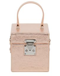 Florian London Fl Leather Cube Bag