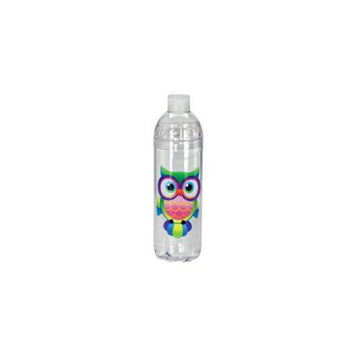 Spoontiques 22 oz Acrylic Owls Water Bottle EF944CE83F45DFFF
