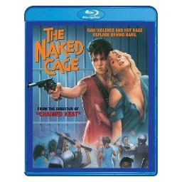 Naked cage (blu ray) (ws/1.78:1) BRSF17541