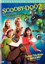 Scooby doo 2-monsters unleashed (dvd/ws) D28399D