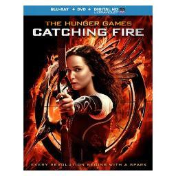 HUNGER GAMES-CATCHING FIRE COMBO (BLU-RAY/DVD/ULTRAVIOLET) 31398181521