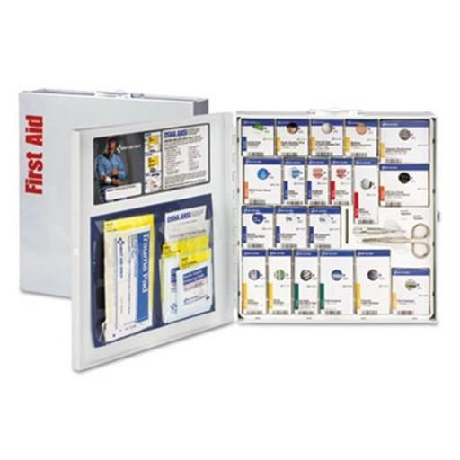 First Aid Only FAO746004 Metal Smart Compliance Cabinet, without Medications - Large