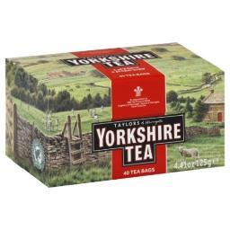 Taylors of Harrogate Yorkshire Tea - Case of 5 - 40 Bags