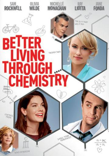 Better living through chemistry (dvd) E7IE3PR3ZW0AQSM5