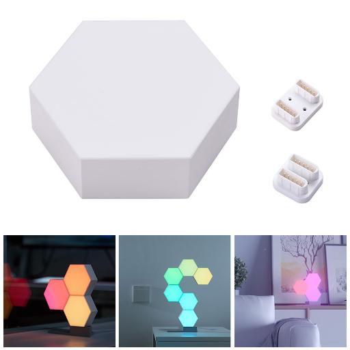 1c52027a0ed22 LifeSmart WiFi Smart LED Light 16 Million Color Dynamic Effect Cololight  Work with Alexa Google Assistant Decor