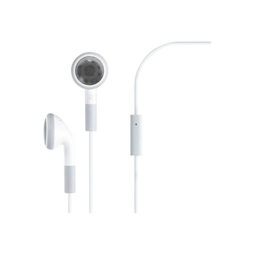 4XEM 4XEARPHONES Premium Earphones with Mic for Ipad Iphone Ipod & Smartphones - White