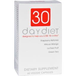 Creative Bioscience 30 Day Diet - 60 Capsules