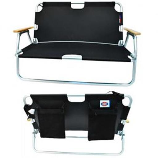 Top Seller SportCouch- Black