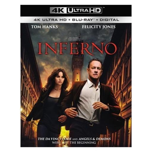 Inferno (blu-ray/4k-uhd/ultraviolet combo pack) Q39WIOORULKMXTXI