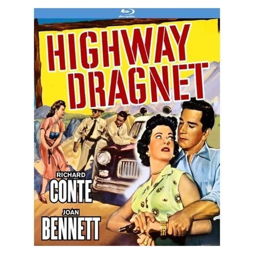 Highway dragnet (blu-ray/1954/b & w/ws 1.78) LNLBXFSOZD9SVMET