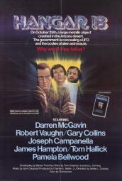 Hangar 18 Movie Poster Print (27 x 40) MOVCF7420