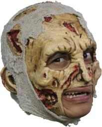 Zombie Dlx Chinless Adult Mask TB27533
