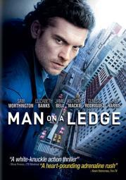 Man on a ledge  dvd D66121542D