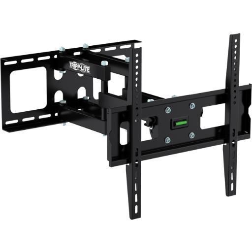 Tripp lite dwm2655m display tv wall monitor mount arm swivel/tilt 26in. to 55in. tvs / monitors / fl