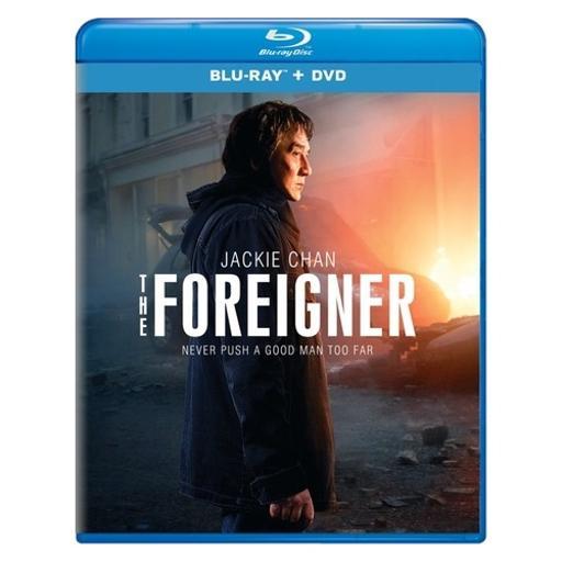 Foreigner (2017/blu ray/dvd) (2 discs) Y2RLEEBEMP1TMNRQ