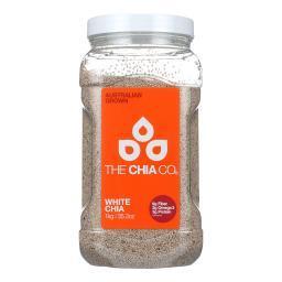 The Chia Company Chia Seed - White - Tub - 35.3 oz