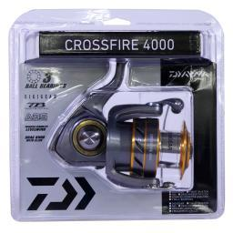 Daiwa crossfire4000-cp daiwa crossfire4000-cp crossfire fd spin rl, 3 + 1, 5.3 : 1