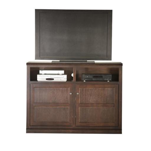 Eagle Furniture 72559WPSS 55 in. Coastal Entertainment Console, Summer Sage