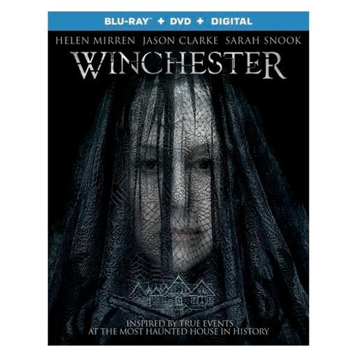 Winchester (blu ray/dvd w/digital) Y7H9GGIACLGPLQ7I