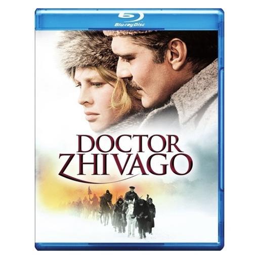 Dr zhivago-anniversary edition (blu-ray/ws-2.40/44 page book/1965) XJRZGDXRGEVHIWSK