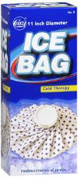 """Cara English Ice Bag - 11"""" Each, Pack Of 4"""
