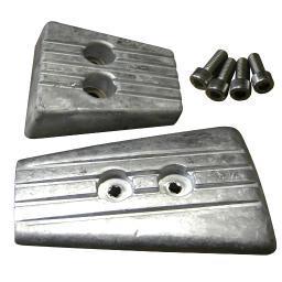 Tecnoseal anode kit volvo dps sxa aluminum