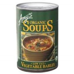 Amys Kitchen Vegetable Barley Soup - 14.1 Ounce
