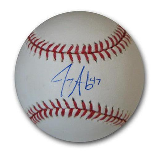 South Bay Baseball Cards AUSANDSBB MLB Autographed Jerry Sands Official Major League Baseball