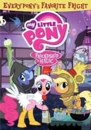 My little pony friendship is magic-everyponys favorite frights (dvd) (ws) DSF16839D