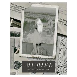 Muriel or the time of return (blu-ray/1963) BRCC2650