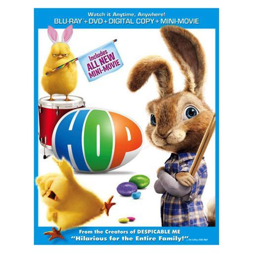 Hop blu ray/dvd/dc combo pack w/digital copy (2discs/ultraviolet) 1288935