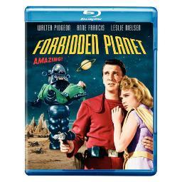 Forbidden planet (blu-ray/eng-sp-fr-port sub) BR123199