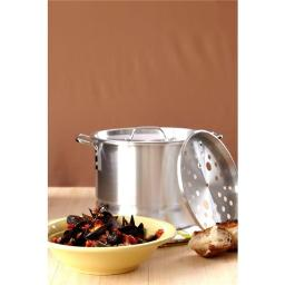 IMUSA MEXICANA-34 32 qt. Tamale & Seafood Steamer MEXICANA-34