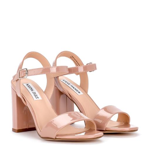 Steve Madden Womens Selfish Open Toe Casual Ankle Strap Sandals