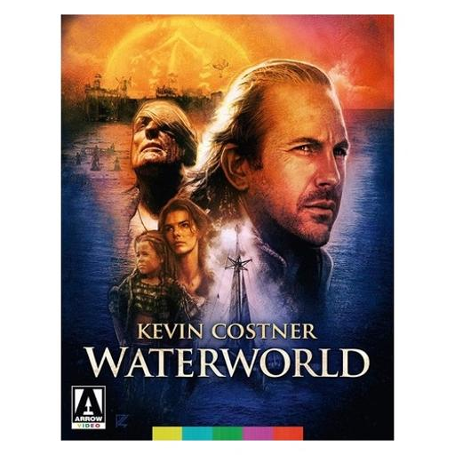 Music video dist waterworld (blu-ray/dvd combo/limited special edition avail at pbk only) brav181