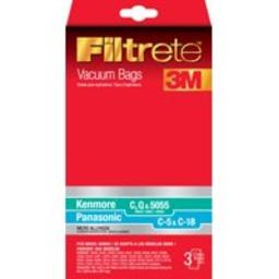 Filtrete 68700a-6 Kenmore & Panasonic Bags