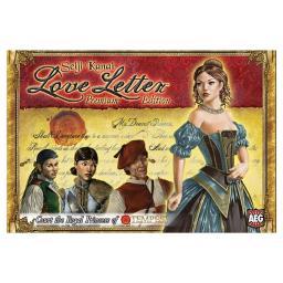 Alderac Entertainment Group AEG5122 Love Letter Premium Edition Game