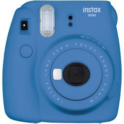 Fujifilm 16550667 instax(r) mini 9 instant camera (cobalt blue)