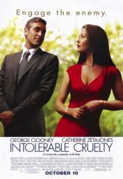 Intolerable Cruelty Movie Poster (11 x 17) MOVGD8836
